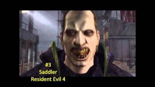 getlinkyoutube.com-Top 10 Resident Evil Transformations