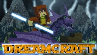 "Minecraft | Dream Craft - Star Wars Modded Survival Ep 80 ""DRAGONS WILL RISE"""