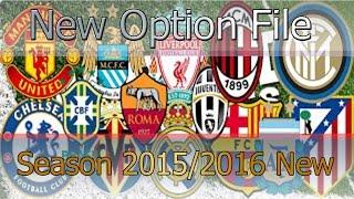 getlinkyoutube.com-PES 2013 | New Option File 2015/2016 · (ACTUALIZADA) · HD