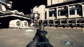 Star Citizen: Making a run on Karesh for a sweet assault rifle i'll never use.