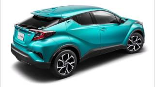 getlinkyoutube.com-トヨタ 新型SUV C-HR、日本バージョンを初公開!いよいよその全貌が明らかに!