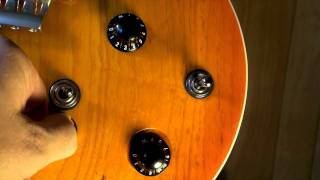 VOX Series 55 Guitars: CoAxe Pickup Demo