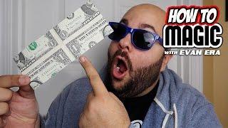 10 MAGIC MONEY TRICKS!