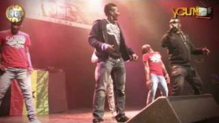 "getlinkyoutube.com-Castro Ft. Asamoah Gyan (Baby Jet) Perf. ""African Girls"" LIVE @ O2 Arena, London"