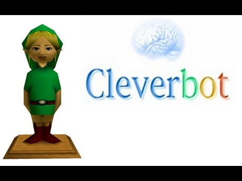 CLEVERBOT: BEN DROWNED (Part 1)