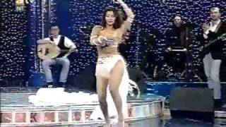 getlinkyoutube.com-Turkish Belly Dance ,Tanyeli in white - 1993