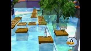 getlinkyoutube.com-Looney Tunes: Back in Action (PS2) - Part 1