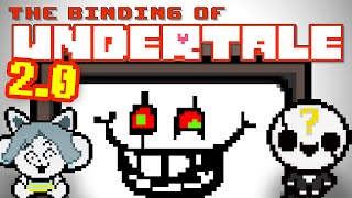 getlinkyoutube.com-UNDERTALE MOD V2 WITH OMEGA FLOWEY! The Binding of Isaac Rebirth Afterbirth DLC