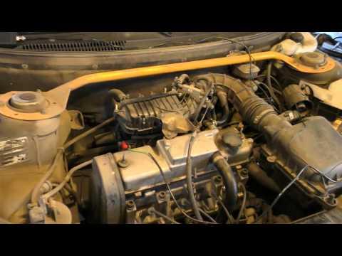 Не работает один цилиндр.Почему троит двигатель.?Компьютерная диагностика