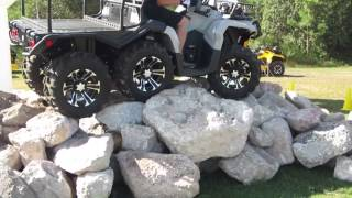 getlinkyoutube.com-2015 Can-Am Outlander 1000 6x6 With Martin Motor Sports