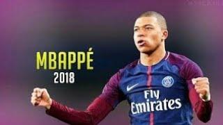 Kylian Mbappe Crazy Skills, Assists & Goals 2018 [HD]
