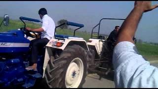farmtrac 60 v/s new holland 3630