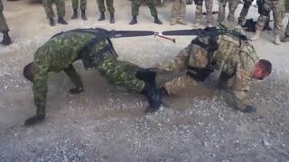 getlinkyoutube.com-Türk Askeri Amerikan Askerine Karşı