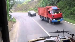 getlinkyoutube.com-Road test scorbray Hino rasa scania @SatriaMuda