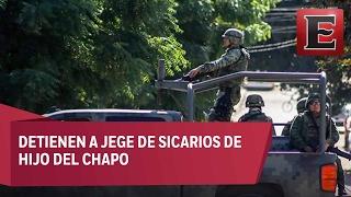 getlinkyoutube.com-Cae en Sinaloa jefe de sicarios del hijo de El Chapo
