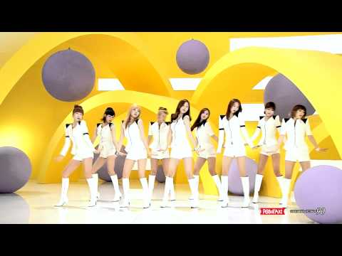 Girls' Generation  - Visual Dreams (Robotaki Remix)