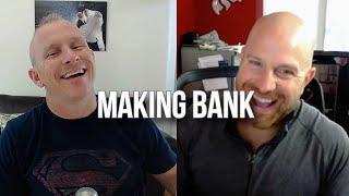 GQ 236: Making Bank with Josh Felber Serial Entrepreneur, High Performance Coach