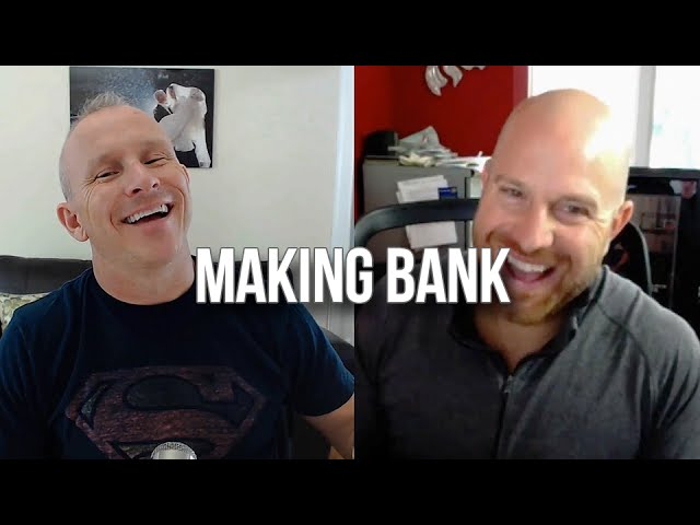 GQ 236: Making Bank with Josh Felber Serial Entrepreneur, High Performance Coach