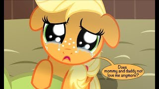 [MLP Comic Dub] True Love Never Ends (tragedy)