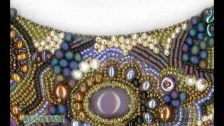 getlinkyoutube.com-Bead embroidery basics Beads East