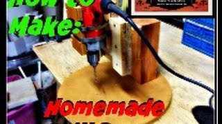 getlinkyoutube.com-Homemade Drill Press PW episode 4