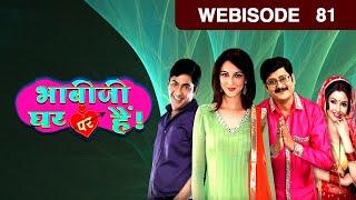 getlinkyoutube.com-Bhabi Ji Ghar Par Hain - Episode 81- June 22, 2015  - Webisode
