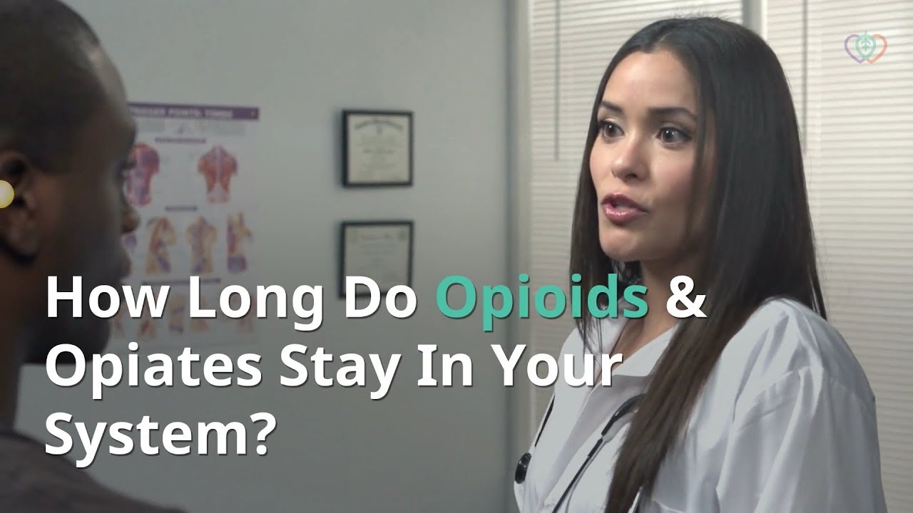 How Long Opiates Opioids Stay In Your System Saliva Urine Hair