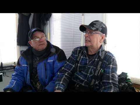 Histoires de pêche blanche à Boischatel