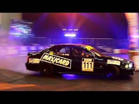Essen Motor Show - Drift - BMW 5-series E39 - Maxicard 111