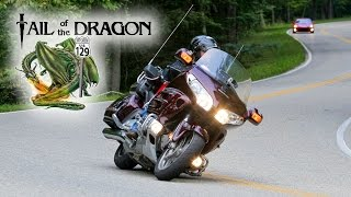 getlinkyoutube.com-DEALS GAP ON A GOLDWING WingPro Rider