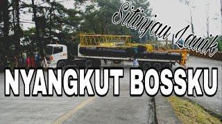 getlinkyoutube.com-Truck Hino Nyangkut di Sitinjau Lauik !!