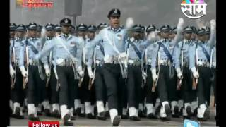 Indian Air Force and DRDO in 67th Indian Republic Day Parade