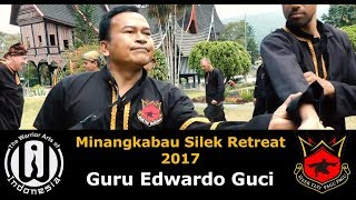 Minangkabau Silek Retreat 2017 - Silek Tuo Pagu Pagu Basic Concepts