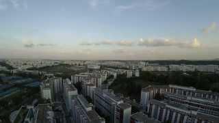 getlinkyoutube.com-XiaoMi Yi Action Camera Time-lapse (Day to Night)
