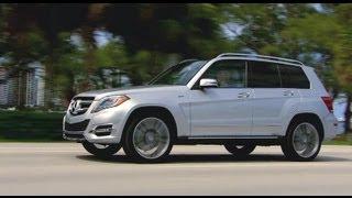 2013 GLK-Class Walk Around -- Mercedes-Benz Luxury SUV