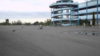 """getlinkyoutube.com-Latihan Road Race """"Pemula""""  ( Bocah ) di Stadion Maguwoharjo, Yogyakarta."""