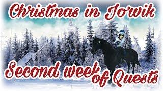 getlinkyoutube.com-Christmas Quests 2'nd week Star Stable