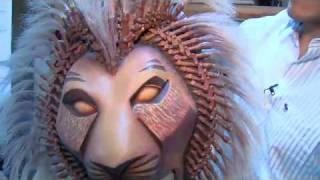 """getlinkyoutube.com-Programa Arteria nº15. Backestage de """"El rey león"""" con Carlos Rivera"""