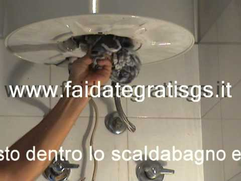 Come scolare l 39 acqua da uno scaldabagno elettrico fai da - Scaldabagno elettrico istantaneo ...
