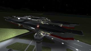 getlinkyoutube.com-KSP space aircraft carrier