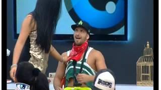 getlinkyoutube.com-Secret Story Inês Faz dança sensual para Hugo