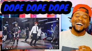 BLACK GUY REACTION To BTS   DOPE | 방탄소년단    쩔어 | MV