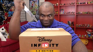 getlinkyoutube.com-ANOTHER DISNEY SURPRISE BOX! [Disney Infinity 3.0 & Star Wars Unboxing]