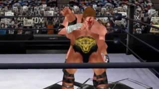 getlinkyoutube.com-WWF No Mercy - Championship Mode (WWF Championship 1)