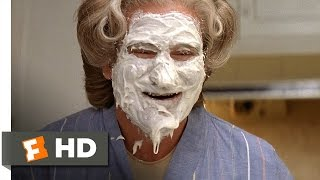 getlinkyoutube.com-Mrs. Doubtfire (3/5) Movie CLIP - Mrs. Doubtfire's Cake Face (1993) HD