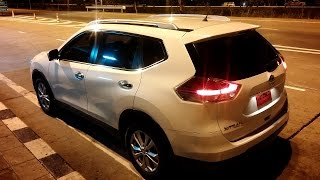 Nissan X-Trail 2.0 CVT - Clip01