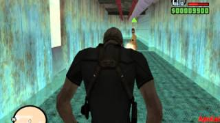 getlinkyoutube.com-GTA San Andreas DYOM: [Zizo008] - Resident Evil 4 (part5)