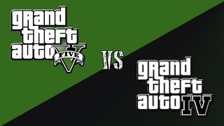 getlinkyoutube.com-GTA V vs GTA IV