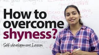 getlinkyoutube.com-How to overcome shyness  with strangers? Public speaking & personality development video.