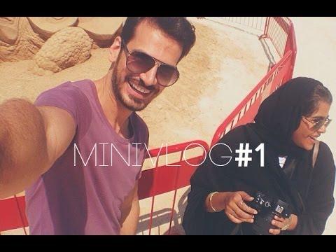 MiniVlog#1 | مكان يديد خيالي
